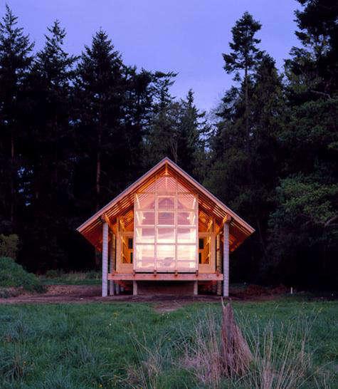 Montana Ranch House By Suyama Peterson Deguchi: Architect Visit: Suyama Peterson Deguchi Architects In