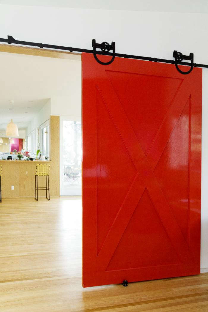 Architectural Elements Sliding Barn Doors Remodelista