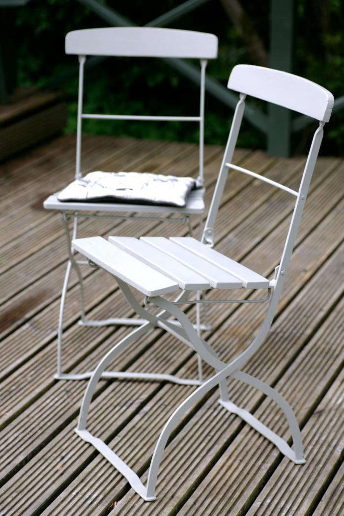 10 easy pieces outdoor folding chairs remodelista