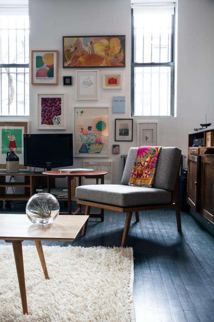 The Unplanned Designers' Loft in Brooklyn