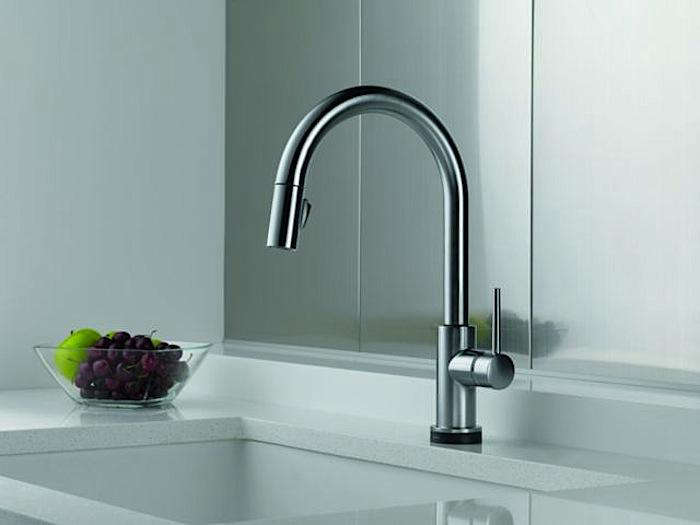 A Style-Worthy Touch-Sensitive Faucet - Remodelista