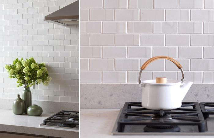 5 Favorites Textural White Tile Backsplashes Remodelista