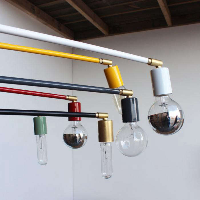 10 easy pieces: affordable lighting from a new crop of designers