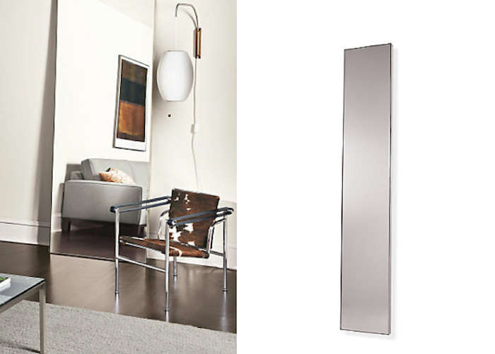 10 Easy Pieces: Leaning Floor Mirrors - Remodelista