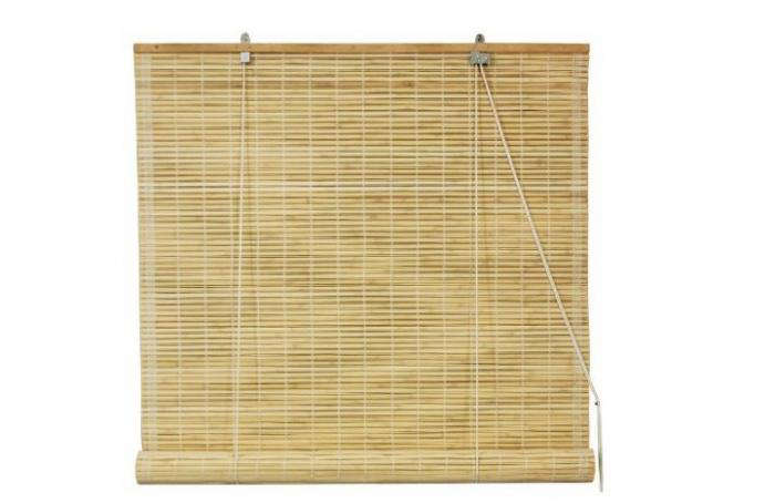 Anese Inspired Matchstick Blinds