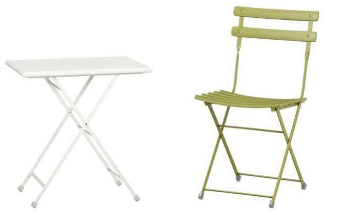 10 Easy Pieces: Outdoor Bistro Tables For Two (With Chairs)