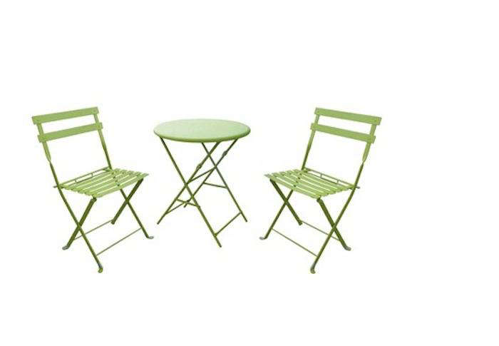 10 Easy Pieces: Outdoor Bistro Tables For Two (With Chairs)   Remodelista