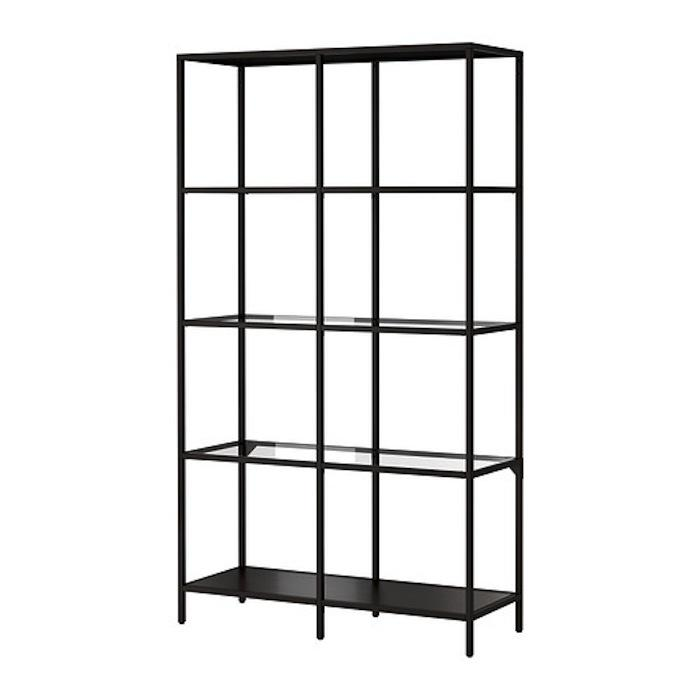 High/Low: Metal Shelves - Remodelista
