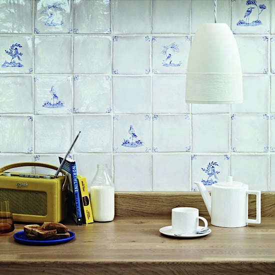 5 Favorites Classic Delft Tiles In Modern Settings