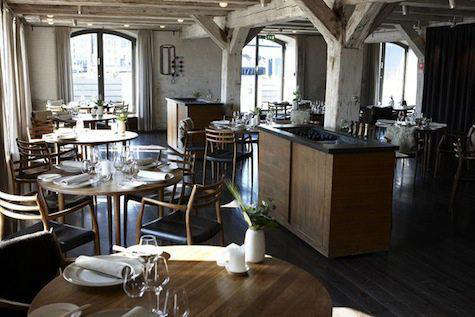 Noma After Spending Several Years Abroad Working In Acclaimed Kitchens Chef René Redzepi Returned To Copenhagen 2004 Create Where He Serves His