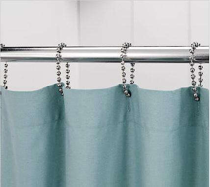 Above A Set Of 12 Heavy Duty 2 Inch Long Shower Curtain Rings Is 1299 From East Comes West