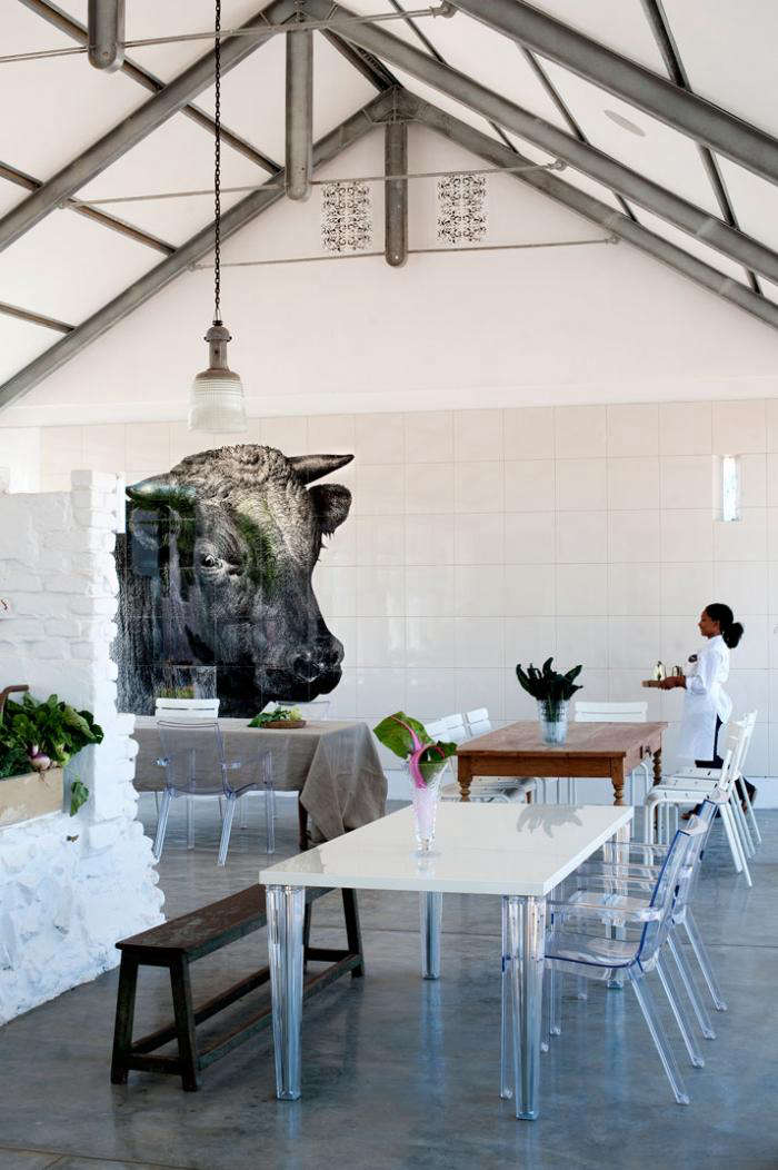 Steal This Look Babel Restaurant In Cape Town Remodelista