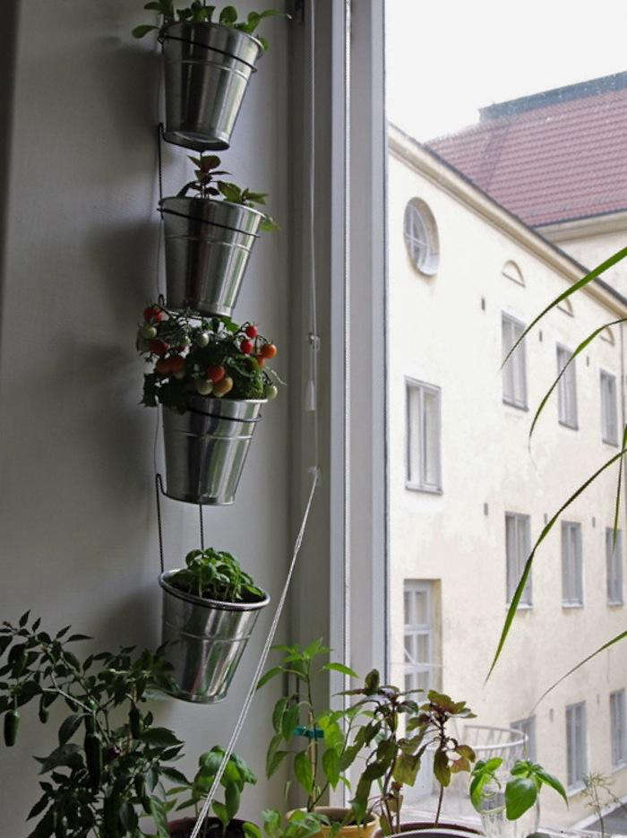 The Urban Garden: Low-Cost Solutions from Ikea - Remodelista