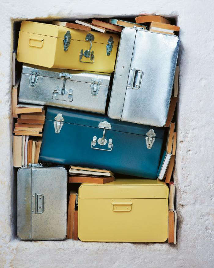 Storage With Style: The Steamer Trunk From Toast
