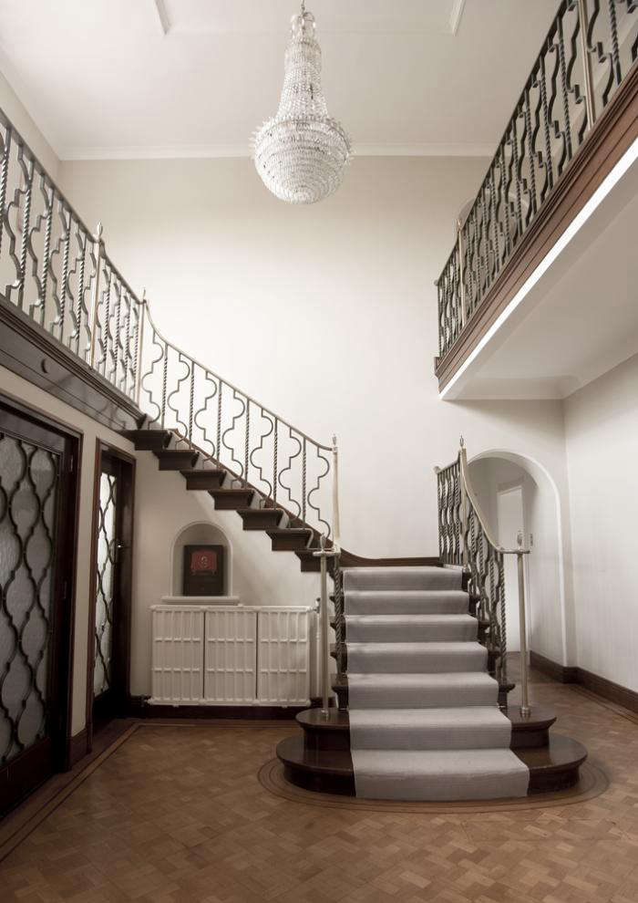 back to the future an art deco house in london remodelista
