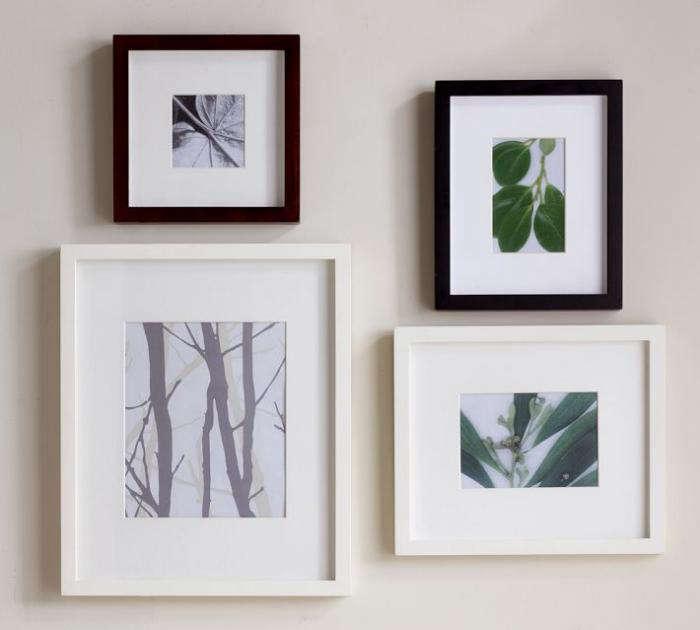 10 Easy Pieces Gallery Style Picture Frames Remodelista