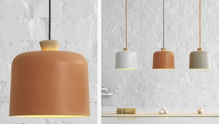 Fuse lamp by note design studio remodelista above the large fuse lamp is 185 directly from ex t online the large pendant measures 25 centimeters in diameter and its 24 centimeters tall aloadofball Images