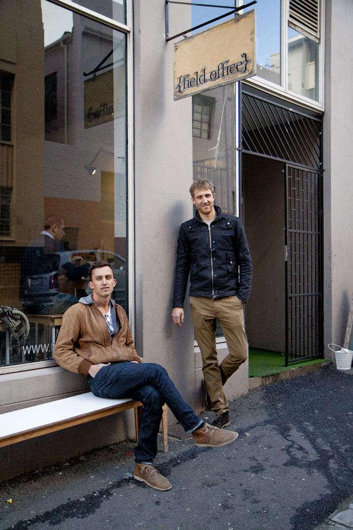 Pedersen + Lennard in Cape Town: Think Posh Ikea