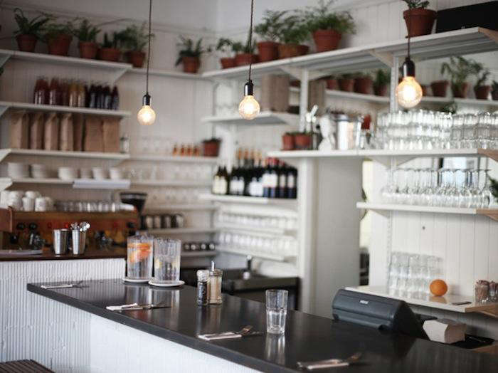 Above Clarkes Designer Liam Mooney Photograph By Andrew Brauteseth Via Bar And Dining Room