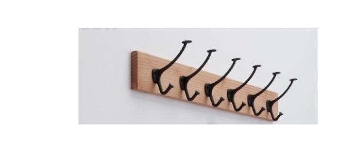 10 Easy Pieces Sturdy Mudroom Hooks Remodelista
