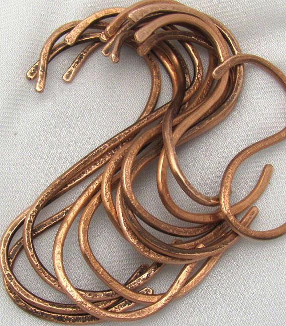 Design Sleuth Copper Pot Hooks