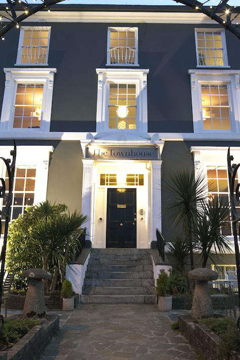 Hotels Amp Lodgings The Falmouth Townhouse In Cornwall