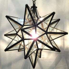 Above The Moravian Star Pendant Light Is A Clic Choice For Porch My Danilo Imports Wide Array Of Sizes And Styles From Mexico Hand Wires Them