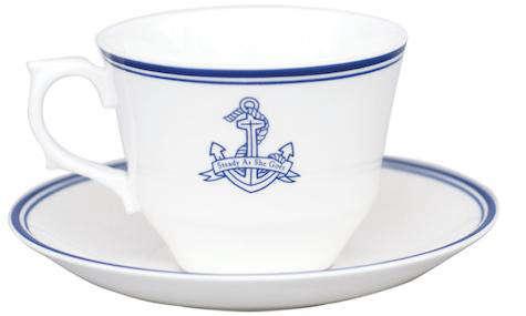 Tabletop We Love Karou Nautical Dinnerware  sc 1 st  Remodelista & Tabletop: We Love Karou Nautical Dinnerware - Remodelista