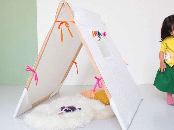 A Kid The Ultimate Sleepover Dream Is Tent Whether Its Teepee Or An Frame To Bring Feeling Of Outdoor Camping Indoors Here Are Some Ideas