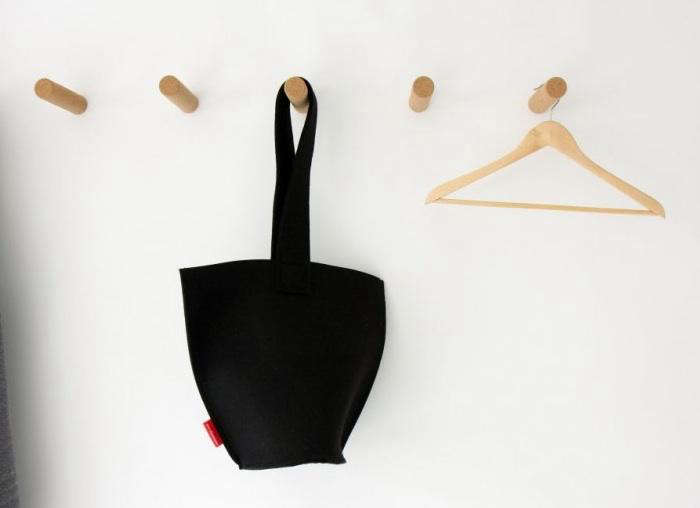 10 Easy Pieces: Inventive Wood Wall Hooks