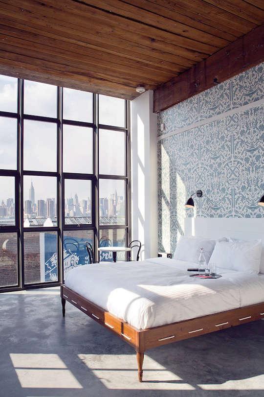 White Heat in Brooklyn: The Wythe Hotel