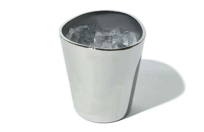 On The Rocks 7 Glamorous Ice Buckets Plus A Budget