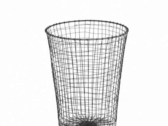 Wire Waste Paper Basket wastepaper bin