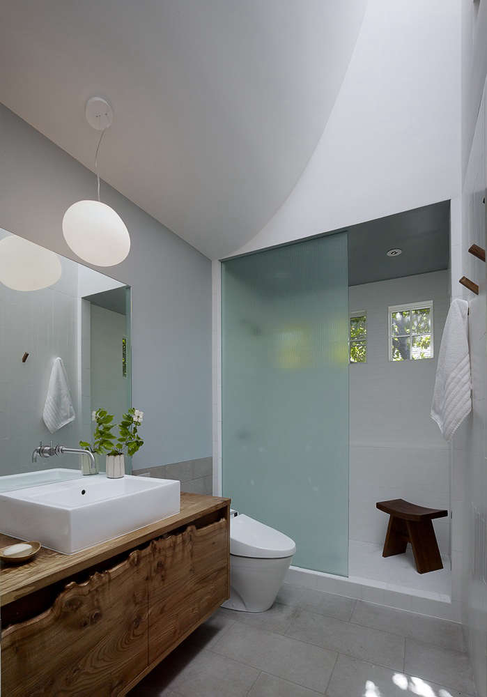 Zen Bathroom Remodels be here now: a zen bath remodel in berkeley - remodelista