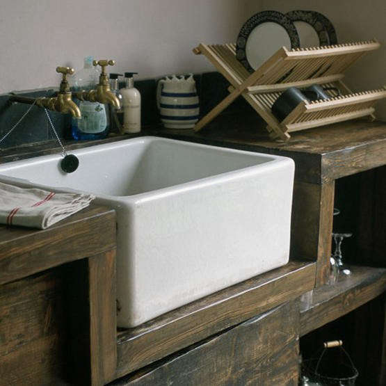 Above: A Deep Soapstone Sink At The Terrain Store Headquarters, Just  Outside Philadelphia.