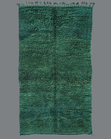 Jewel Toned Berber Rugs By Way Of Brooklyn Remodelista