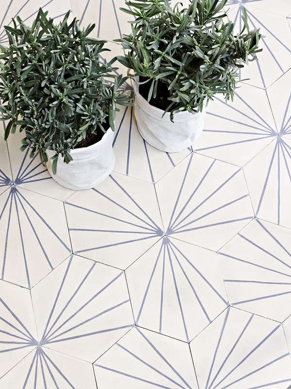 Modern Takes On Moroccan Tile