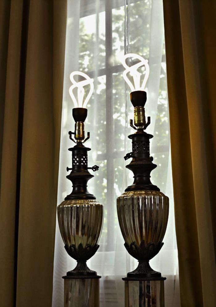World's Most Stylish Light Bulb