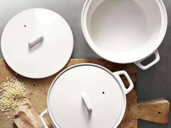 Ceramic Casseroles With Lids