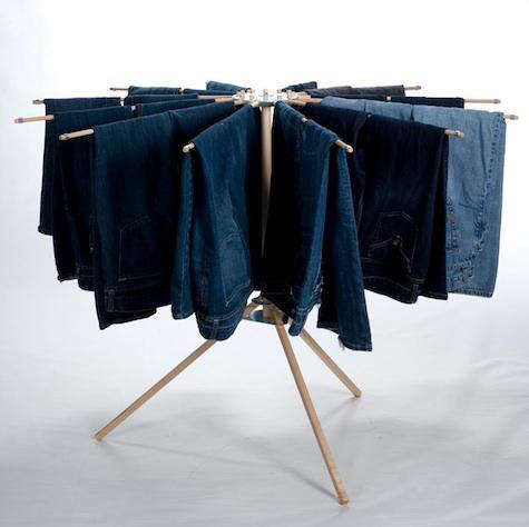 Domestic Science: Best Drying Rack from Columbia, Missouri - Remodelista