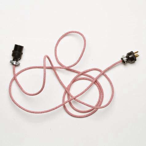 Accessories: Best Made Cloth Extension Cord - Remodelista