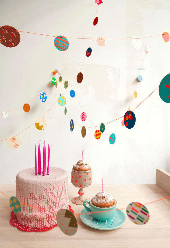 Instant Birthday Party Just Add Bunting Remodelista