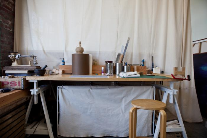 A Shared Work Space For Portland Makers Remodelista
