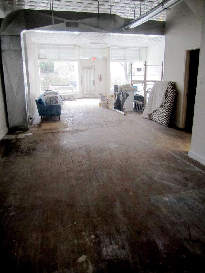 Diy Dramatic Floor Stencils Remodelista