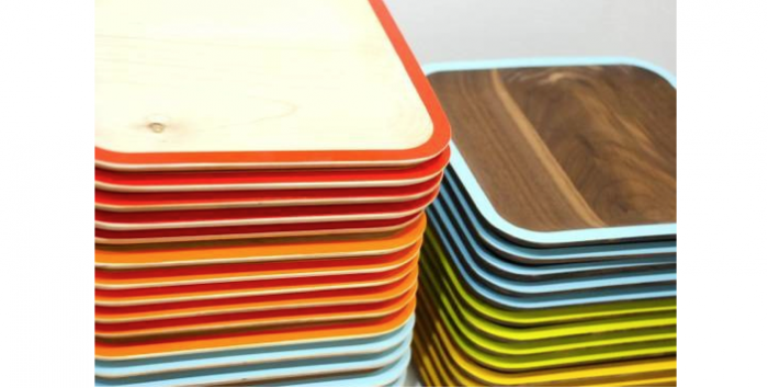 Here\u0027s A Solution Unbreakable Sustainable And Long-lasting Wooden Wud Plates From Colorado-based Furniture Maker David Rasmussen. Sc 1 St Remodelista  sc 1 st  pezcame.com & Cheap Wooden Plates u0026 Wooden Bark Charger