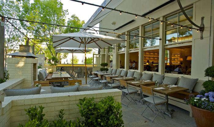 A Napa Valley Architect Designs Himself a Restaurant - Remodelista