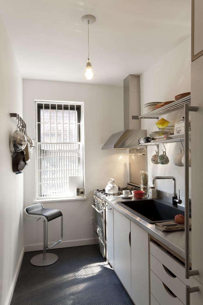 Rehab Diaries: A Studio Kitchen In Midtown Manhattan Gets An Overhaul