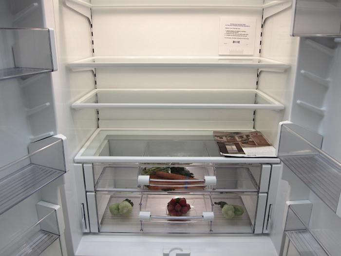 A New Space Efficient Refrigerator From Sub Zero Remodelista