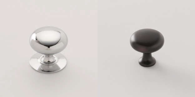 Incroyable 10 Easy Pieces: Modern Cabinet Knobs