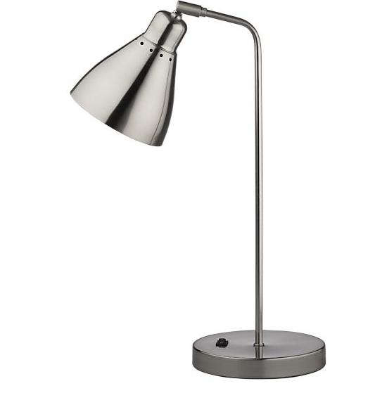 Above: Strive Desk Lamp, $49.95 at Crate and Barrel - 10 Easy Pieces: Desk Lamps - Remodelista
